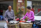 Street Vendor@ Old Town