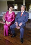 Grandpa and Grandma Hu