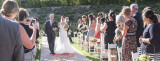 here comes the bride …