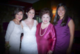 Mrs Hu + Mrs Hu + Mrs Hu + soon to be Mrs Hu