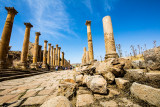 Jerash - Once the Biggest Roman City outside of Rome