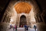 Inside Temple of Hercules