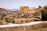 Jerash - Once a Fortress