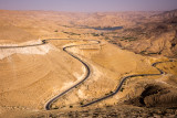 Moses would have been amazed by the snaking King's Highway