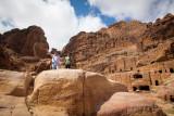 Petra, a Stone City