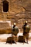 Nabatean Soldiers