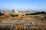 The Jewish Cemetery on the Mount of Olives