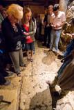 Original Stone Floor During Jesus Time