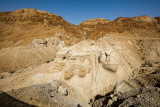 Qumran - Dead Sea Scroll was Discovered Here