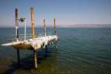 Structure on the Sea of Galilee
