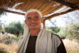 Shepherd in Nazareth Village