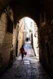 Jewish Quarter of Old Jerusalem