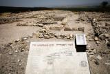 Megiddo The Assyrian City