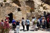 Jesus Tomb's Entrance