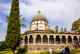 The Church of the Beatitudes,