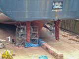 Victoria Canada Holland America Zandam Drydock