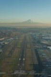Flight to Lake Dorothy