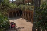 Park Guell, Barcelona Spain