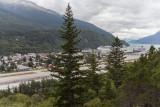 Skagway, Alaska and Carcross, Yukon Territory (Canada)