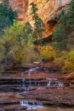 Archangel Cascades, Zion NP