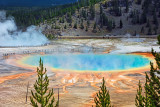 Yellowstone National Park, July, 2015