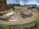 Litchfield Train Group Layout