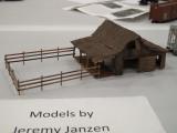 Models by Jeremy Janzen