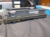 Models by Butch Eyler of The Weathering Shop