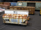 Models by Mike Morrison of The Weathering Shop