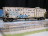 Models by Gary Christiansen of The Weathering Shop