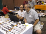 David Lehlbach (left) and Dave Hussey (right)