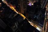 sheung wan by night