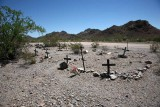Harquahala Ghost Town and Cemetery