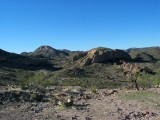 Ajax Mine and Telegraph Canyon, Arizona