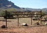 Historic Pinal Cemetary, Superior, Arizona
