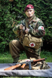 1 Canadian Parachute Battalion Medic of the Second World War