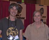 Brian Cox and Jenn