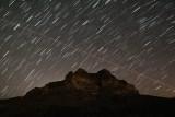 Perseid Meteors from Picketpost Mtn. -- August 12, 2013