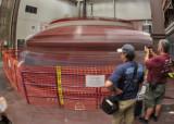 Steward Observatory Mirror Lab Group Tour -- August 24, 2013