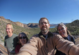 Apache Trail with Chuck and Judy Dethloff -- November 25, 2013