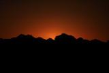 Sunrise Over Eagle Tail Mountains
