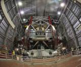 Mt. Graham International Observatory -- May 10, 2014