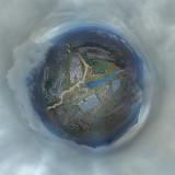 Salt River Little Planet Views - December 23, 2016