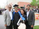 Zack's Graduation