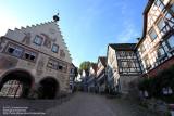 Town center of Schiltach