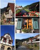 The beautiful Schiltach