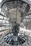 The Glass Dome of Reichstag