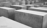 Denkmal fur die ermodeten Juden Europas