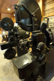 Really old movie projector
