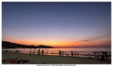 Sunset in Pantong Beach
